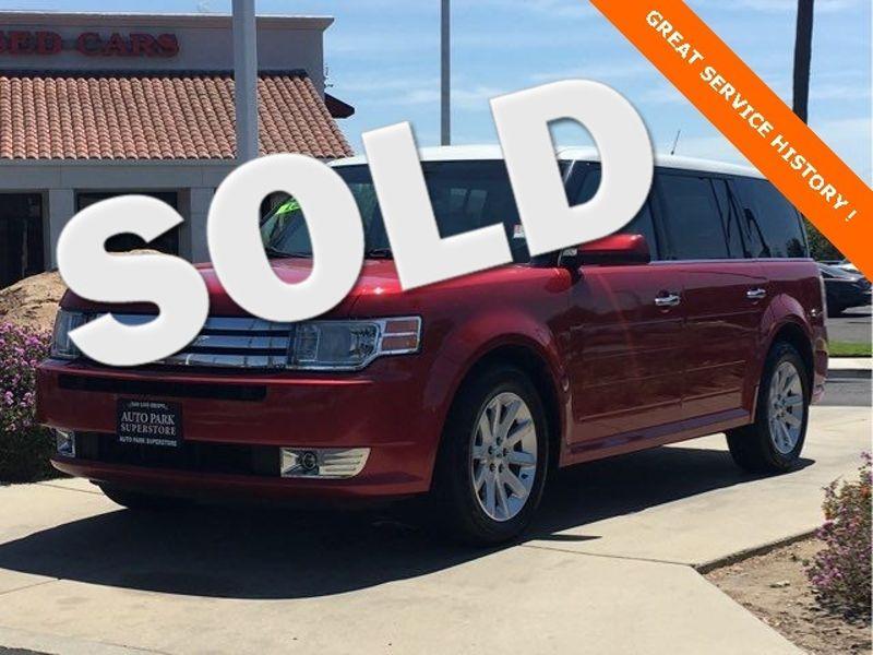 2011 Ford Flex SEL   San Luis Obispo, CA   Auto Park Sales & Service in San Luis Obispo CA