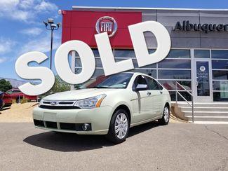 2011 Ford Focus SEL in Albuquerque New Mexico, 87109