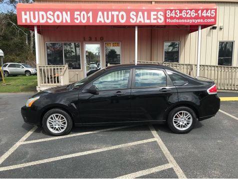 2011 Ford Focus SE | Myrtle Beach, South Carolina | Hudson Auto Sales in Myrtle Beach, South Carolina