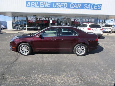2011 Ford Fusion SEL in Abilene, TX