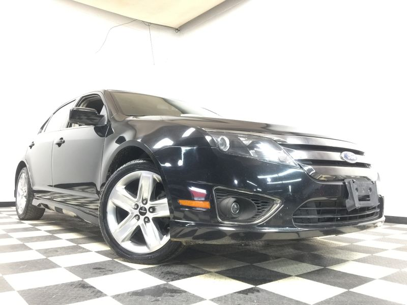 2011 Ford Fusion *Affordable Financing*   The Auto Cave in Addison