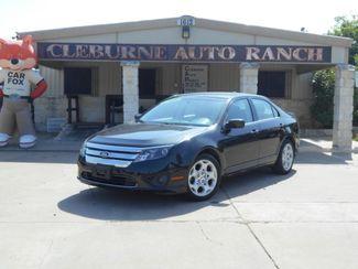 2011 Ford Fusion SE Cleburne, Texas