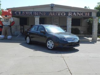 2011 Ford Fusion SE Cleburne, Texas 1