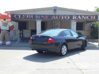 2011 Ford Fusion SE Cleburne, Texas 2