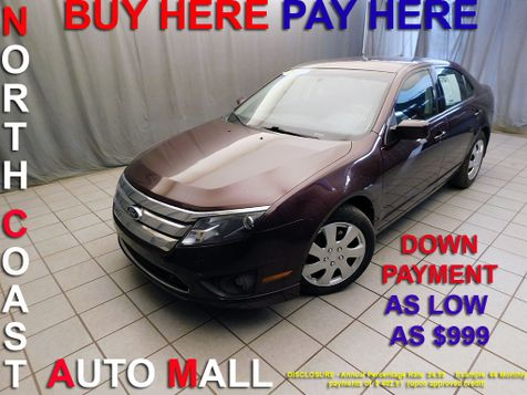 2011 Ford Fusion SE As low as $999 DOWN in Cleveland, Ohio