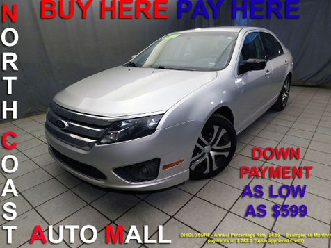 2011 Ford Fusion SEAs low as $599 DOWN in Cleveland, Ohio