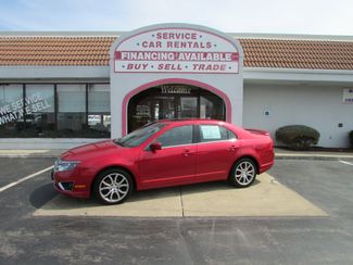 2011 Ford Fusion SEL AWD in Fremont OH, 43420