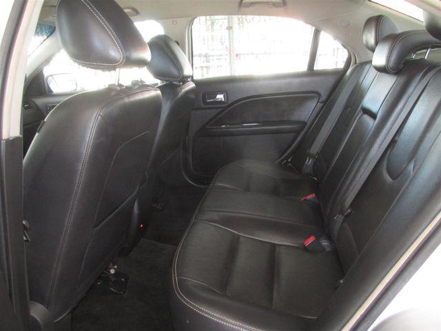 2011 Ford Fusion SEL Gardena, California 10