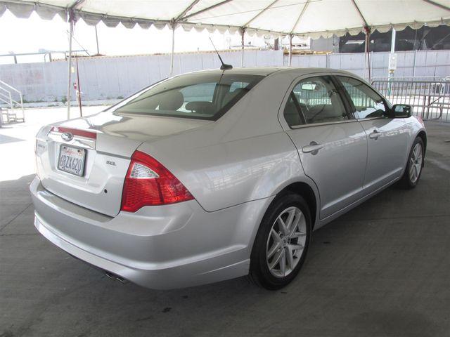 2011 Ford Fusion SEL Gardena, California 2