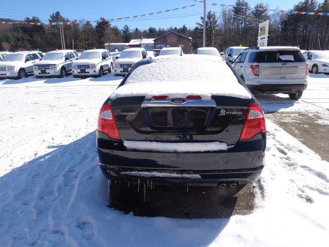 2011 Ford Fusion Hybrid Hoosick Falls, New York 4