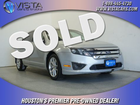 2011 Ford Fusion SEL in Houston, Texas