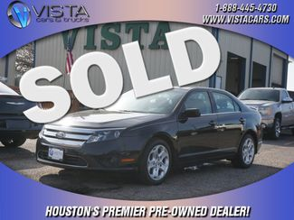 2011 Ford Fusion SE  city Texas  Vista Cars and Trucks  in Houston, Texas