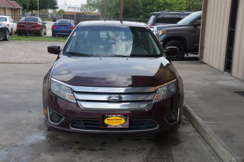 2011 Ford Fusion SEL | Houston, TX | Brown Family Auto Sales in Houston, TX