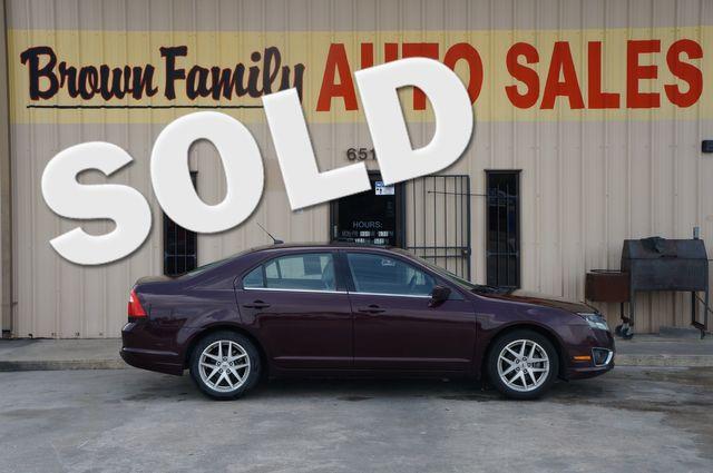 2011 Ford Fusion SEL   Houston, TX   Brown Family Auto Sales in Houston TX