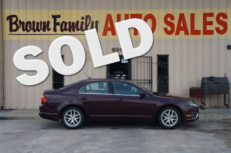 2011 Ford Fusion SEL | Houston, TX | Brown Family Auto Sales in Houston TX