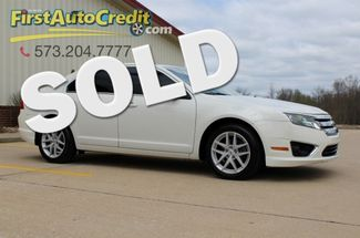 2011 Ford Fusion SEL in Jackson MO, 63755