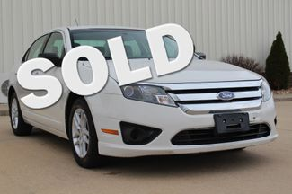 2011 Ford Fusion S in Jackson MO, 63755