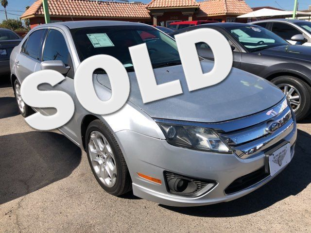 2011 Ford Fusion SE CAR PROS AUTO CENTER (702) 405-9905 Las Vegas, Nevada