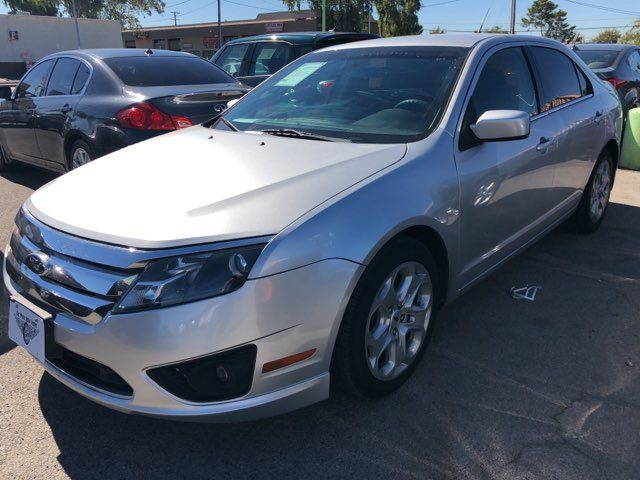 2011 Ford Fusion SE CAR PROS AUTO CENTER (702) 405-9905 Las Vegas, Nevada 1