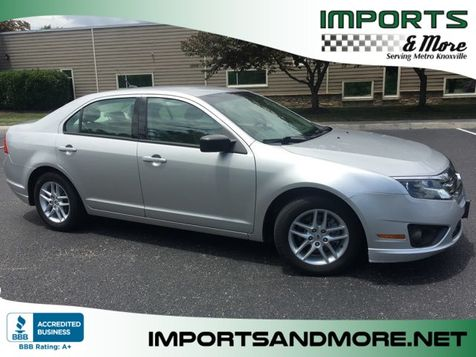 2011 Ford Fusion S in Lenoir City, TN