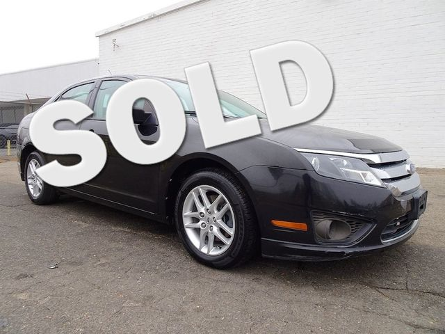 2011 Ford Fusion S Madison, NC 0