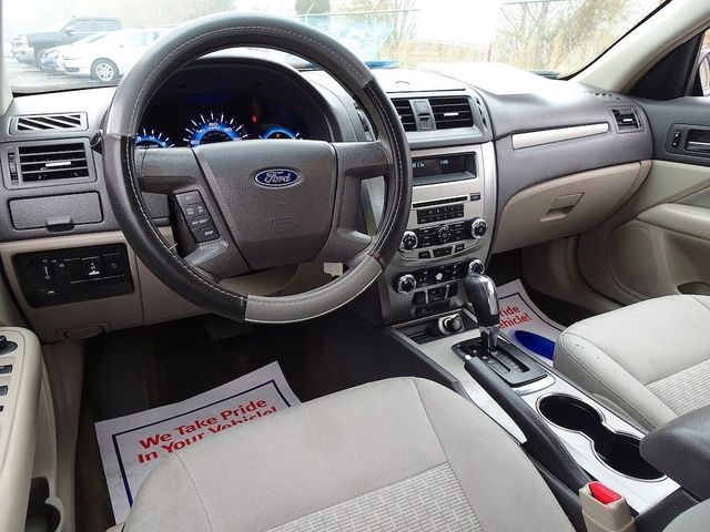 2011 Ford Fusion S Madison, NC 31
