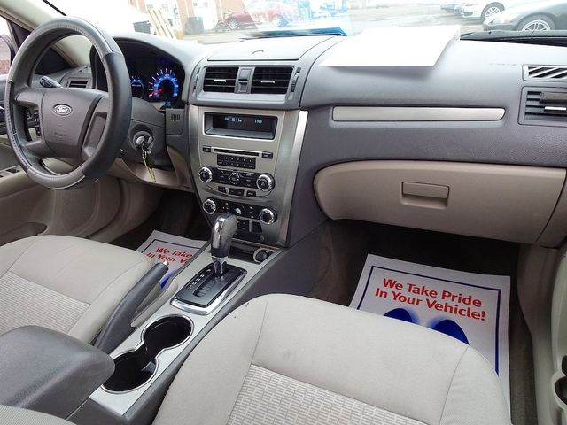 2011 Ford Fusion S Madison, NC 32