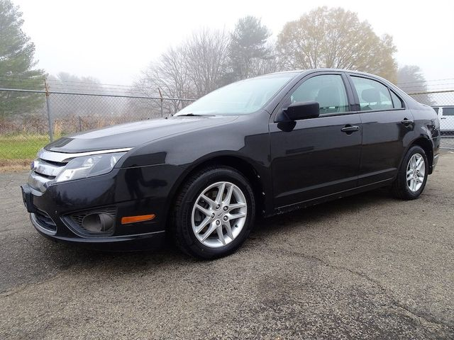2011 Ford Fusion S Madison, NC 6