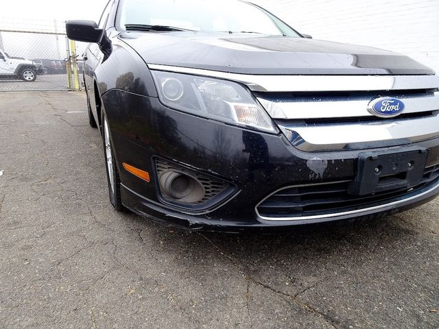 2011 Ford Fusion S Madison, NC 8