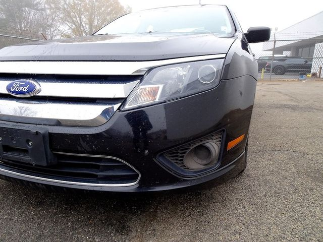 2011 Ford Fusion S Madison, NC 9