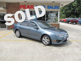 2011 Ford Fusion SE in Medina OHIO, 44256