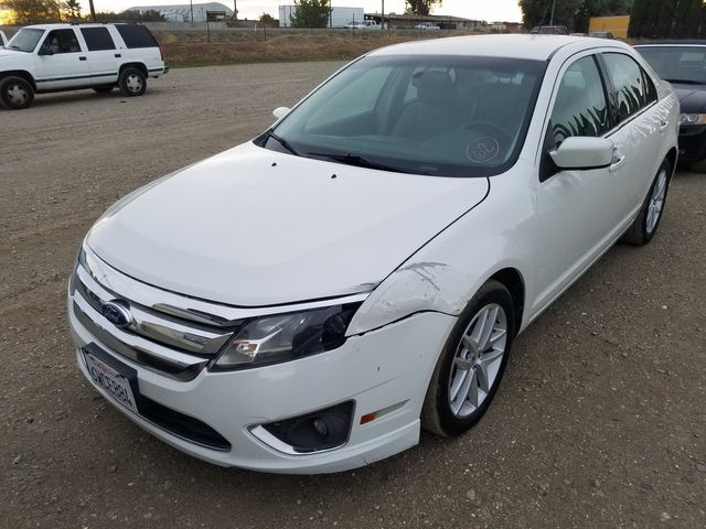 2011 Ford Fusion SEL in Orland, CA 95963