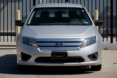 2011 Ford Fusion S   Plano, TX   Carrick's Autos in Plano, TX