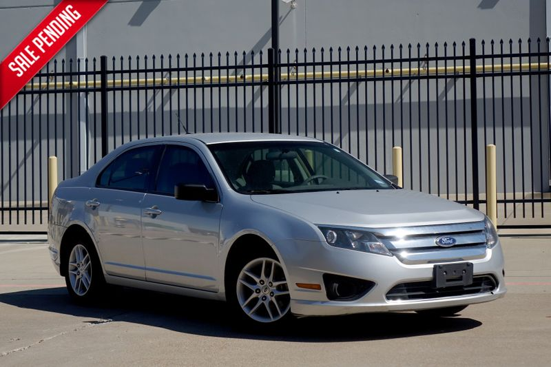 2011 Ford Fusion S   Plano, TX   Carrick's Autos in Plano TX