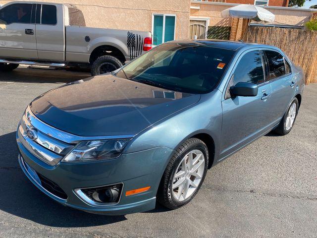 2011 Ford Fusion SEL - 3.0L V6 FLEX FUEL - 1 OWNER, CLEAN TITLE, LOW MILES