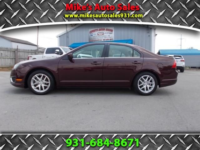 2011 Ford Fusion SEL Shelbyville, TN