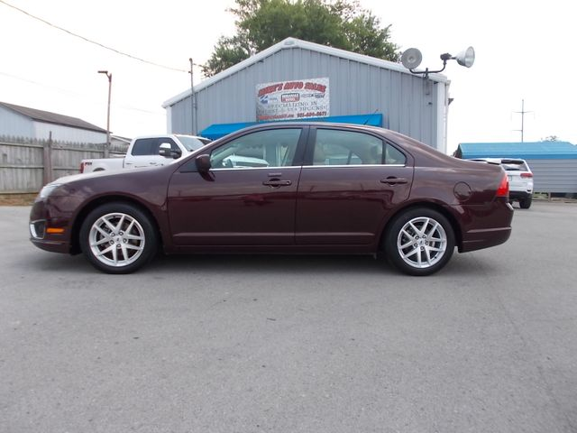 2011 Ford Fusion SEL Shelbyville, TN 1