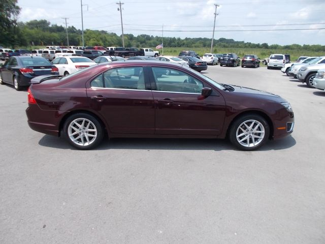 2011 Ford Fusion SEL Shelbyville, TN 10