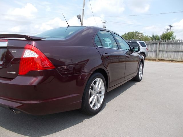 2011 Ford Fusion SEL Shelbyville, TN 11