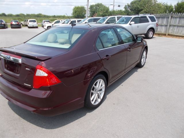 2011 Ford Fusion SEL Shelbyville, TN 12
