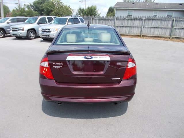 2011 Ford Fusion SEL Shelbyville, TN 13