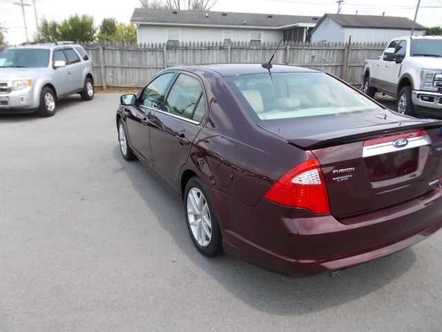2011 Ford Fusion SEL Shelbyville, TN 4