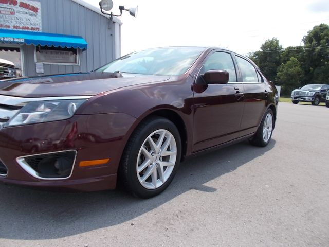 2011 Ford Fusion SEL Shelbyville, TN 5