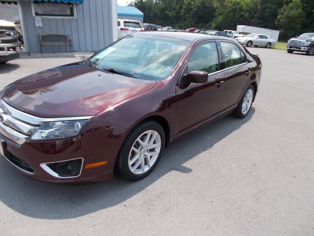 2011 Ford Fusion SEL Shelbyville, TN 6