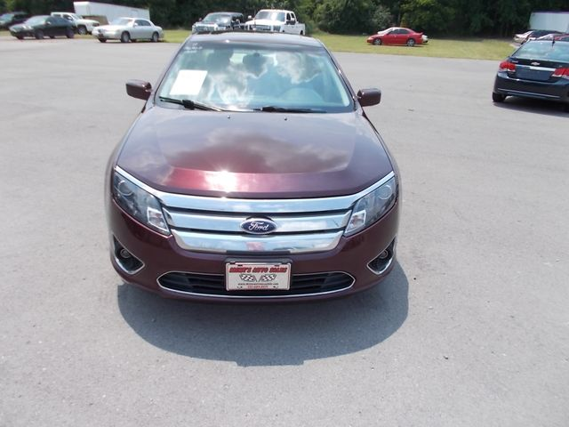 2011 Ford Fusion SEL Shelbyville, TN 7