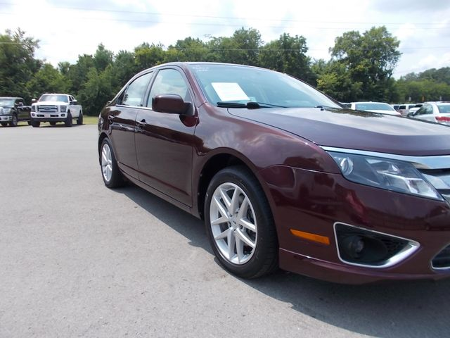 2011 Ford Fusion SEL Shelbyville, TN 8