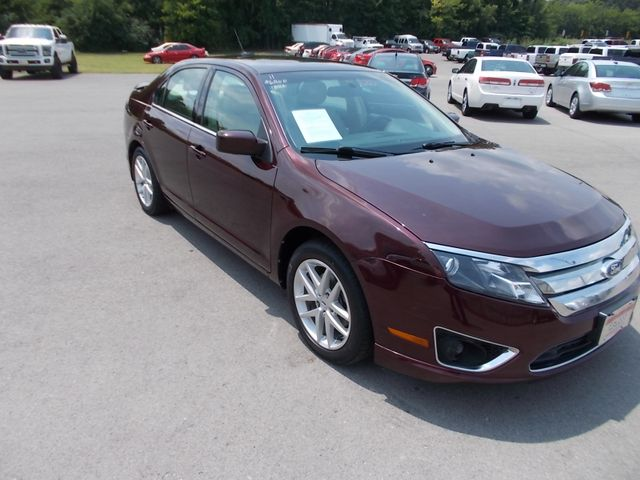 2011 Ford Fusion SEL Shelbyville, TN 9