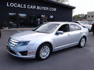 2011 Ford Fusion Hybrid in Virginia Beach VA, 23452