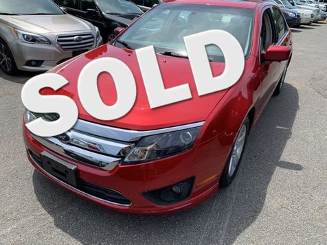 2011 Ford Fusion SE in West Springfield, MA
