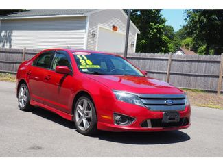 2011 Ford Fusion SPORT in Whitman, MA 02382